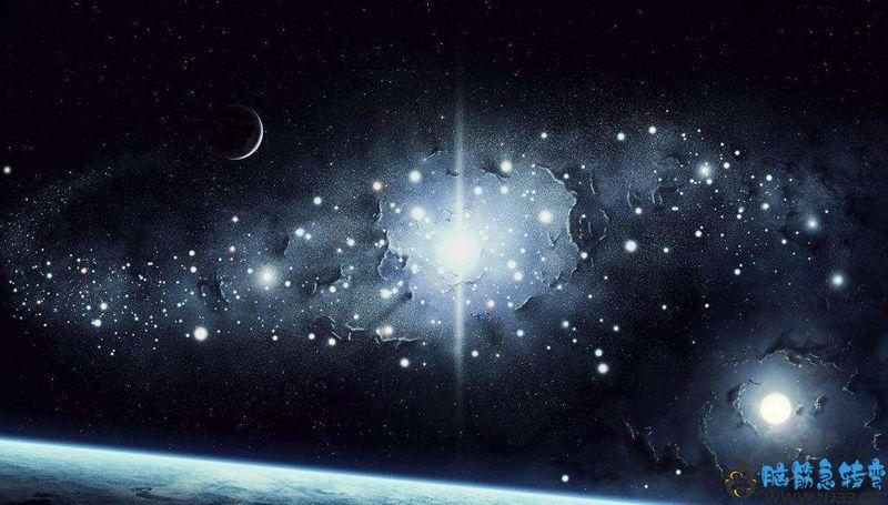 为什么星星会眨眼睛?