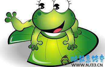 青蛙的理想